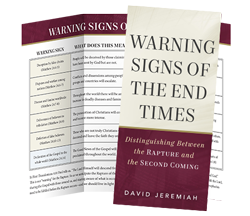 Warning Signs of the End Times Image