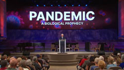 A Biological Prophecy-Pandemic Image