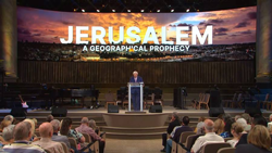 A Geographical Prophecy-Jerusalem Image