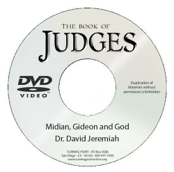 Midian, Gideon, and God Image