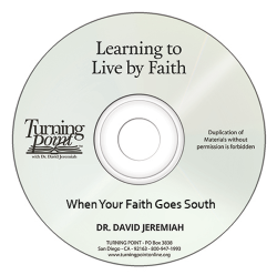 When Your Faith Goes South Image