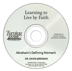 Abraham's Defining Moment Image