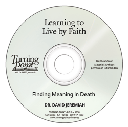 Finding Meaning in Death Image