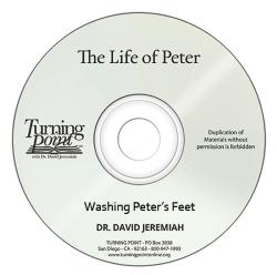 Washing Peter's Feet Image