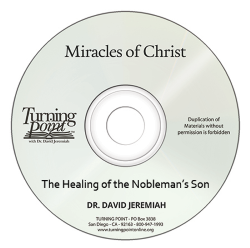 The Healing of the Nobleman's Son Image