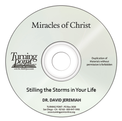 Stilling the Storms in Your Life Image