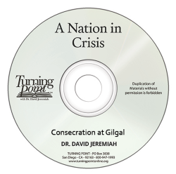 Consecration at Gilgal Image