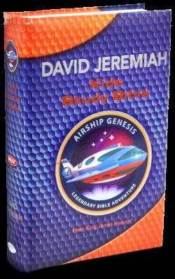 Airship Genesis: Kids Study Bible Hardcover Image