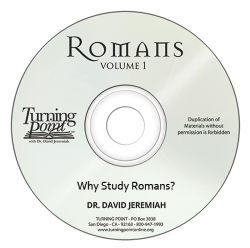 Why Study Romans? Image