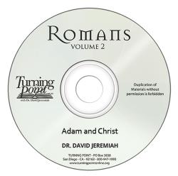 Adam and Christ Image