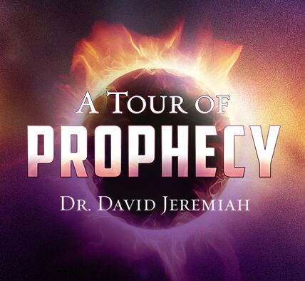 On Turning Point Television: A Tour of Prophecy, Dr. David Jeremiah