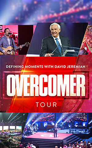 Overcomer Arena Series