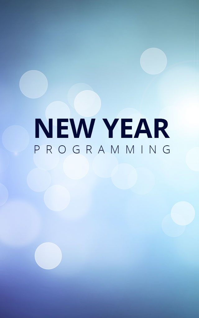 New Year Programming
