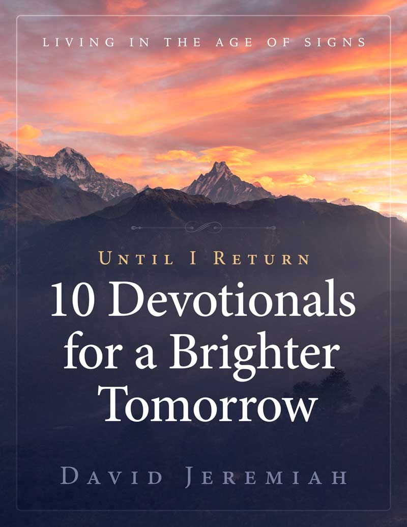 Until I Return: 10 Devotionals for a Brighter Tomorrow