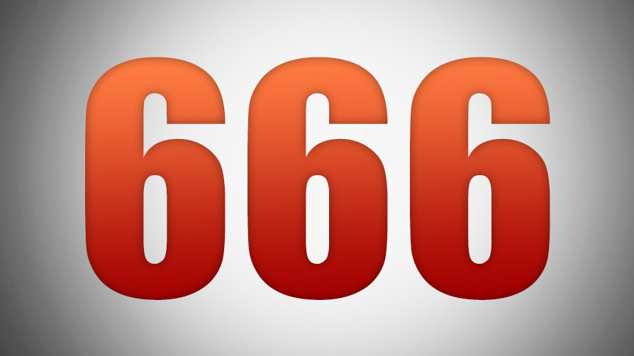 What Does 666 mean?