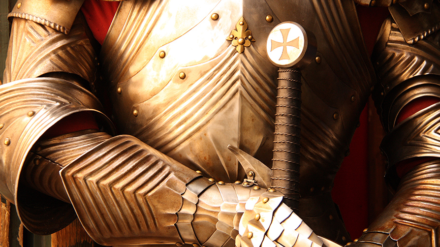 Praying on the Armor of God