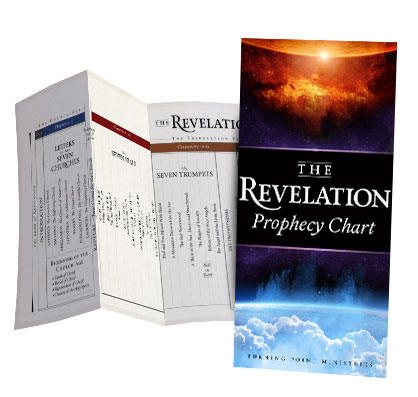 FREE! The Revelation Prophecy Chart