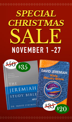 Special Christmas Sale - November 1-27