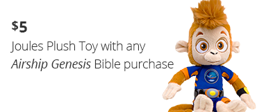 $5 Joules Plush Toy with any Airship Genesis purchase