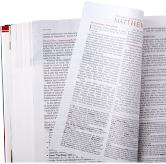 Jeremiah Study Bible Styles