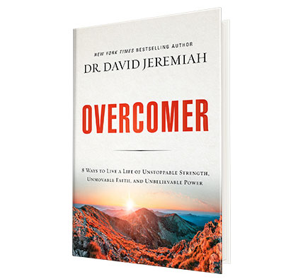 Dr. Jeremiah's New Book - Overcomer