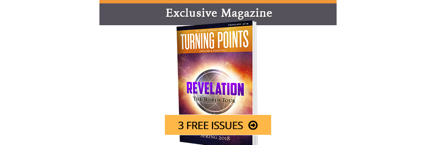 Dr. Jeremiah's Exclusive Monthly Magazine - 3 Free Issues