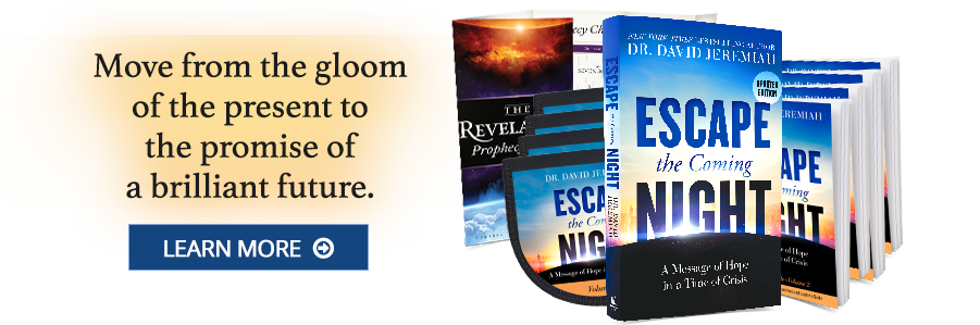 Move from the gloom of the present to the promise of a brilliant future - Learn More