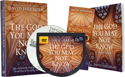The God You May Not Know Complete Study on CD or DVD