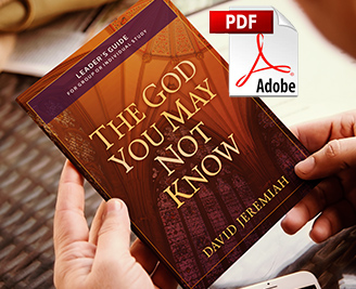 The God You May Not Know free leaders guide