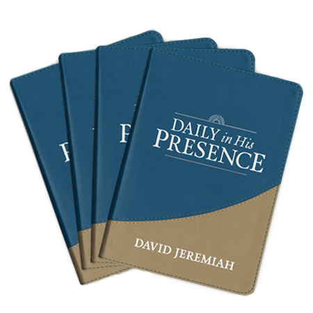 Daily in His Presence (4-Pack)