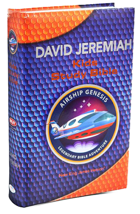 Airship Genesis Children's Study Bible (Hardcover)