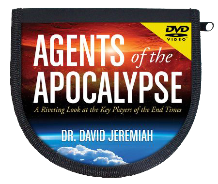 Agents of the Apocalypose DVD Album