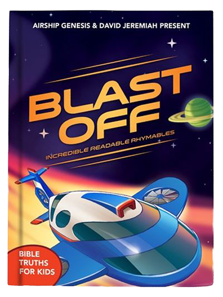 Blast Off! Incredible Readable Rhymables Book (Hardcover)