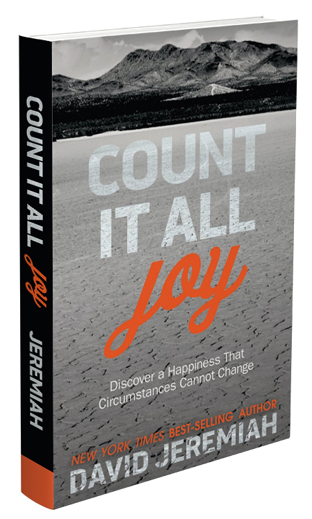 Count it All Joy (Softcover book)