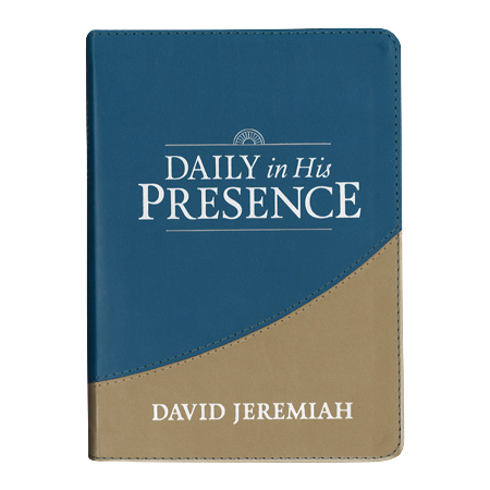 Daily in His Presence (2020 Devotional)