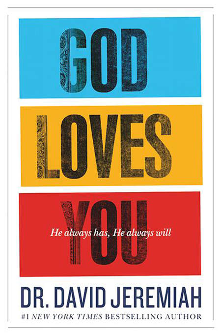 God Loves You (softcover book)