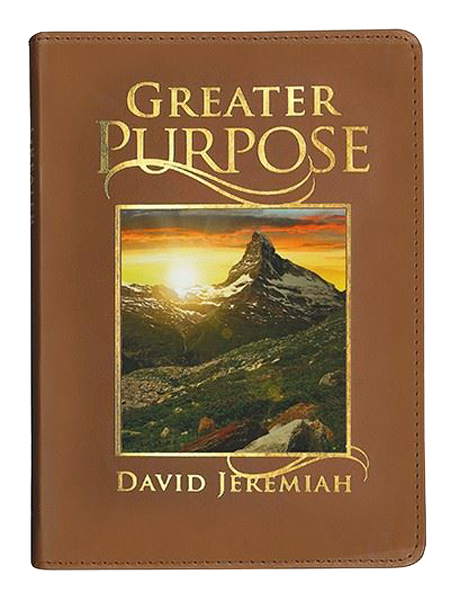 Greater Purpose (2018 Devotional)