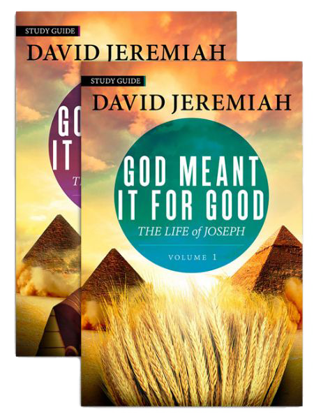 God Meant it for Good - Study Guide Pack