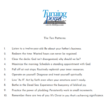 The Ten Patterns - Click to Download