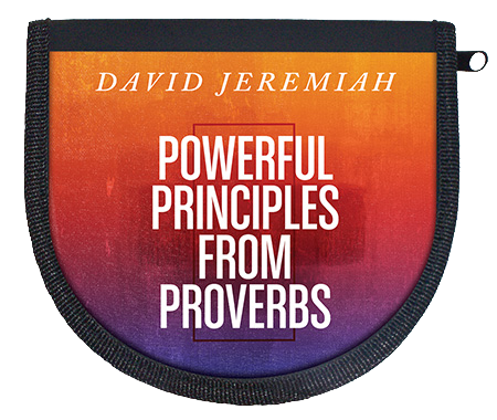 Powerful Principles of Proverbs CD Album