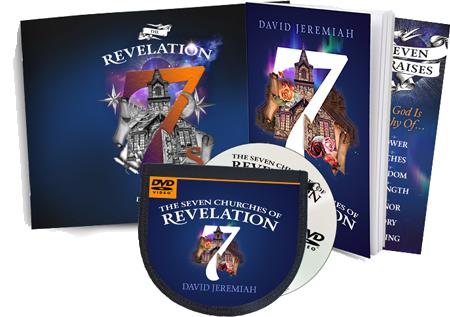 Seven Churches of Revelation DVD Set
