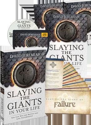 Slaying the Giants CD Set
