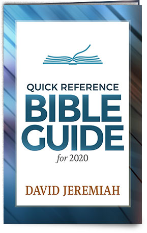 2020 Quick Reference Bible Guide