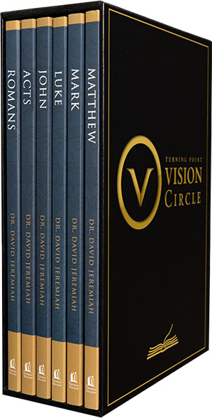 The Four Gospels, Acts, and Romans Collector's Box Set