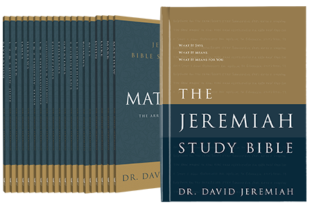 Jeremiah Bible Study Series: The New Testament Collection