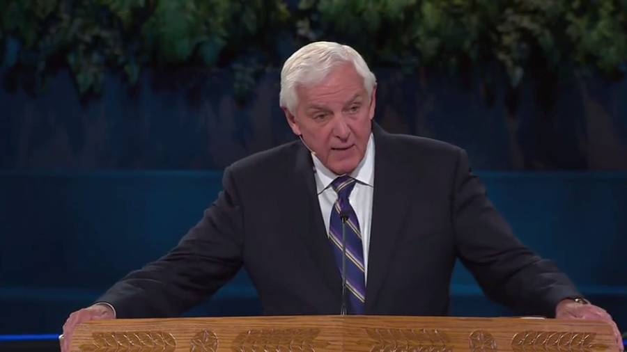 """The Bible does not specify where the Great White Throne Judgment will take place. We do know where it will not be however."""
