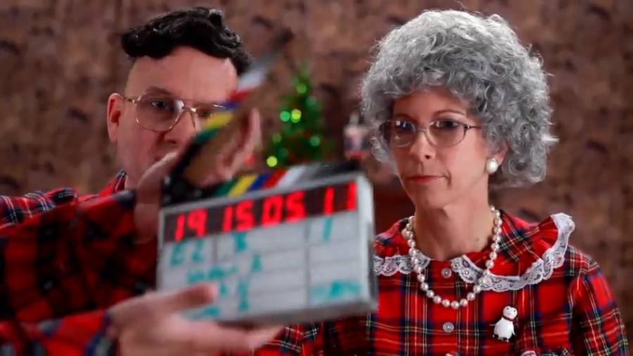 Christmas Bloopers from the hilarious Couples from SOS Estates