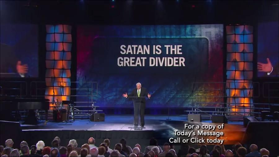The Great Deceiver Who Seeks to Destroy (Glendale, AZ)