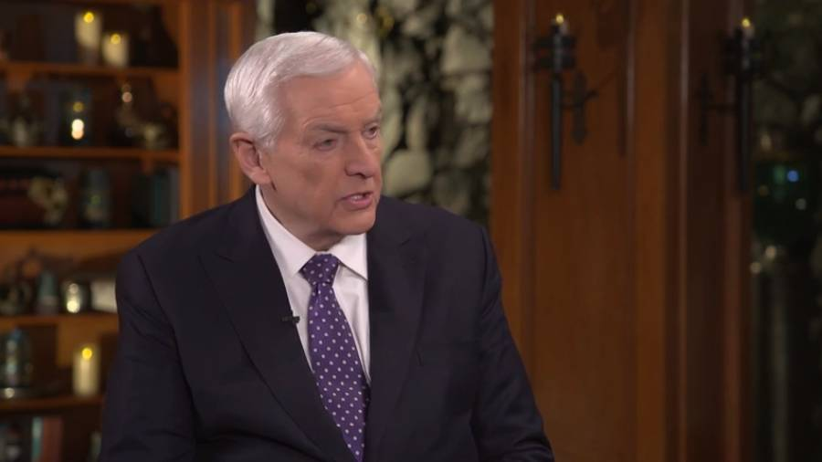 <em>Slaying the Giants</em> Interview with Dr. David Jeremiah