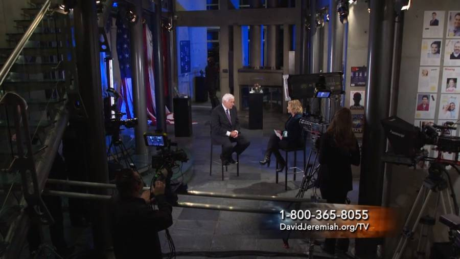 A Tour of Prophecy Interview With Dr. David Jeremiah (Encore Presentation)